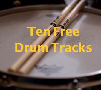 10 free drum tracks 2