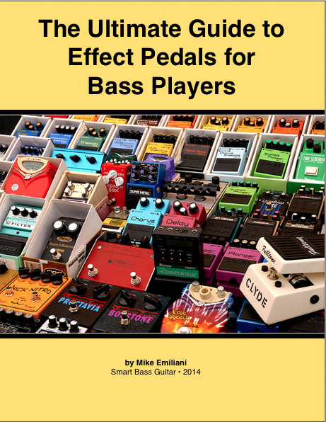 the ultimate guide to effect pedals for bass players download