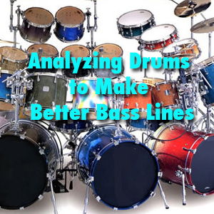 analyzing drums
