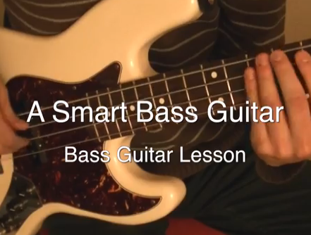 smart bass guitar blog