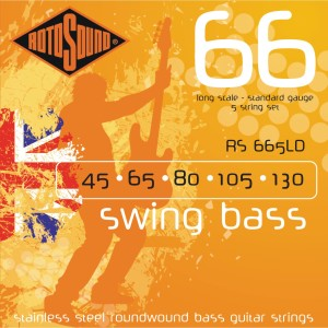 rotosound swing 66 bass strings