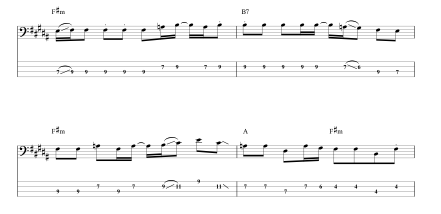 Guitar yellow guitar tabs : Broken Down: 10 Must-Know Paul McCartney Bass Lines