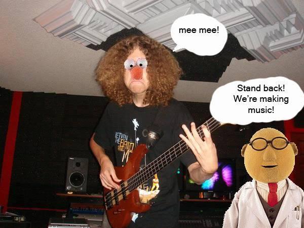muppets bass meme