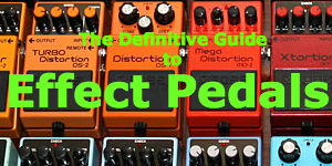 effect pedal guide for bass resource