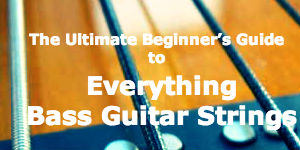 bass guitar strings guide