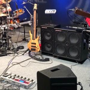 anthony crawford bass rig setup
