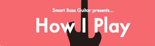 smart bass guitar how i play