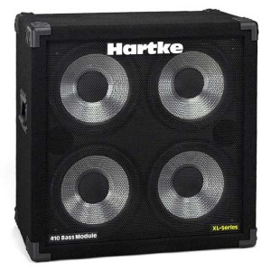 hartke xl series 4x10 bass cabinet