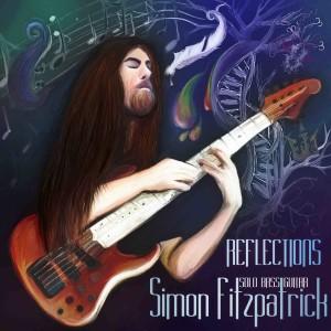 simon fitzpatrick reflections solo bass guitar album