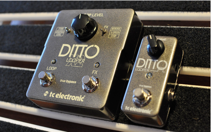 review tc electronic ditto x2 looper. Black Bedroom Furniture Sets. Home Design Ideas