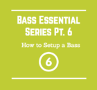 how to set up a bass guitar bass essentials series header smart bass guitar