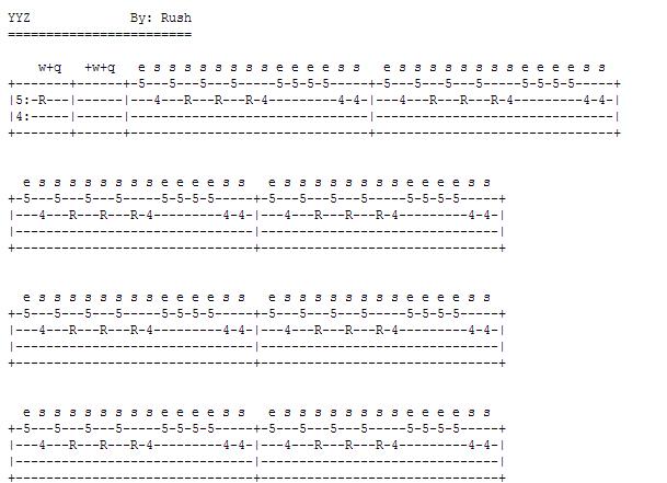 Guitar bass guitar tablature : Reading Bass Guitar Sheet Music and Tab 101 - Smart Bass Guitar