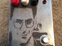 fuzzrocious zull oscillator pedal