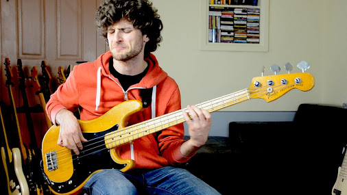 michael league bass snarky puppy