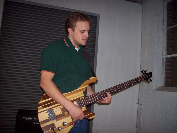 nick holcomb bass guitar rhode island