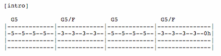 john entwistle my generation bass tab intro