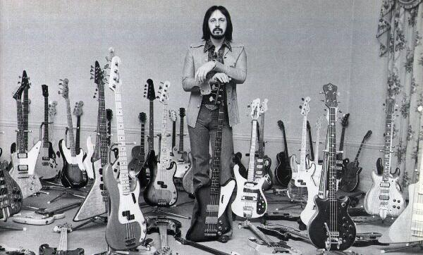 john entwistle bass