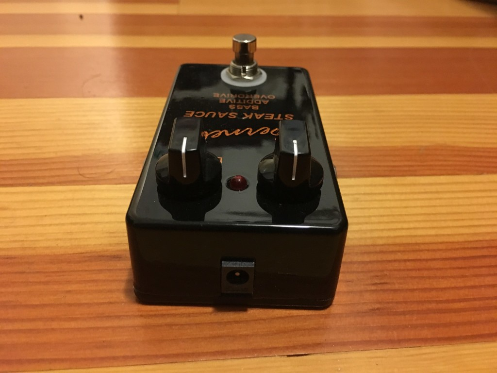 bernell steak sauce additive bass overdrive 3