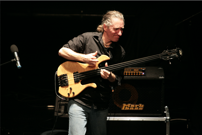 michael manring bass player 2016