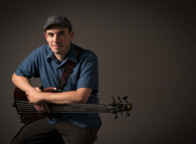 scott varney bass player headshot
